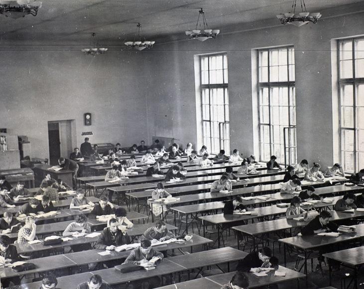 Читальный зал ППИ